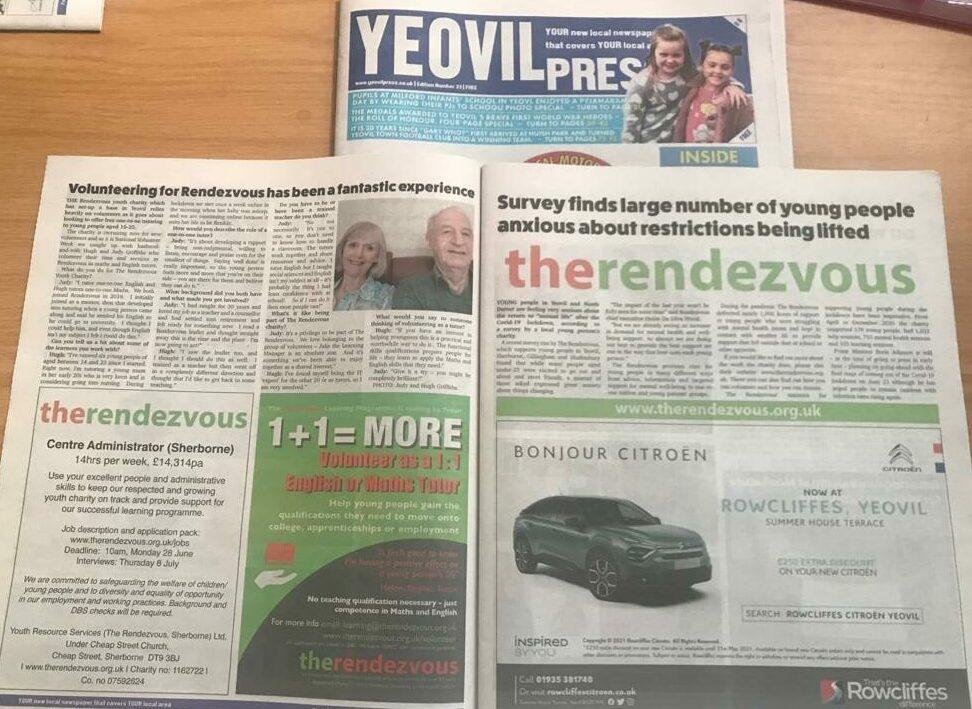 Yeovil - Press - Comms